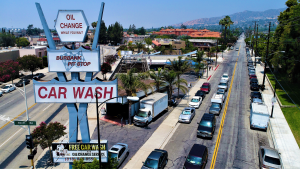 Burbank Car Wash